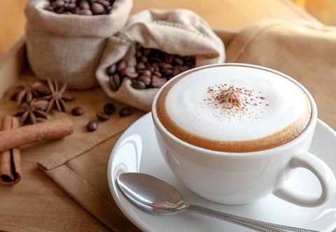 cbd cappuccino recipe