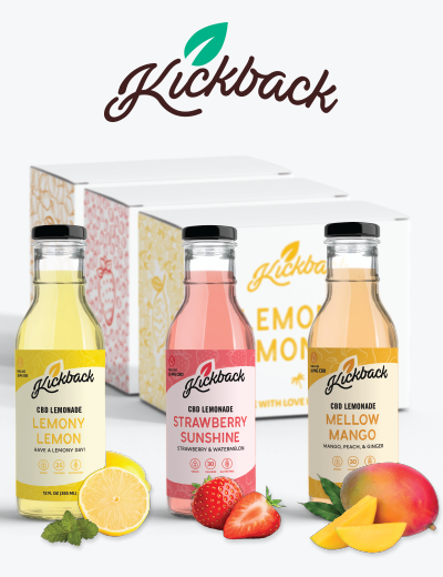 Kickback CBD Lemonade