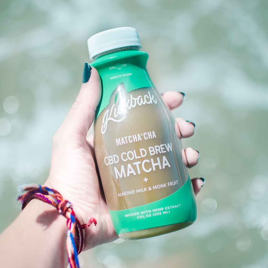 Dynamic Duo – CBD and Matcha