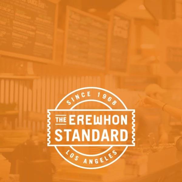 Find us @Erewhon Market!