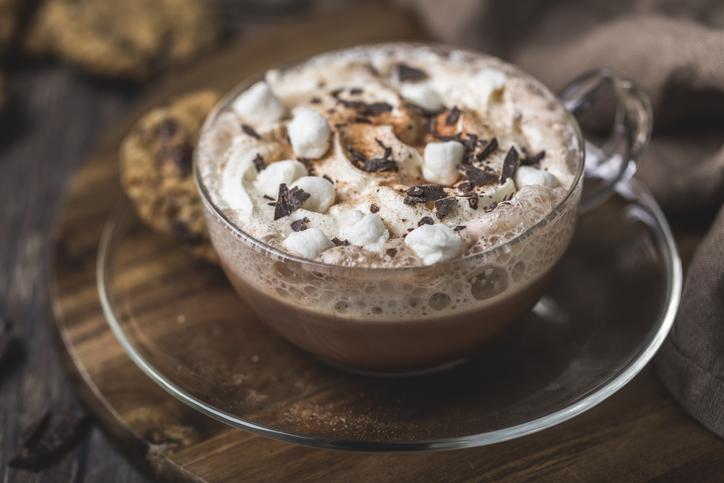 Vegan Hot Chocolate